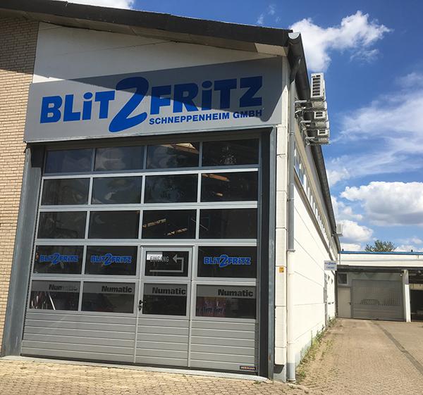 Blitz Fritz in Rheinberg